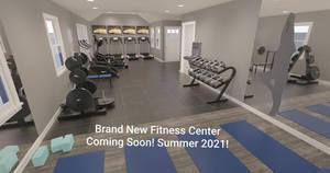 Carousel image 6dedcfcd8d9e00b6bd6f 88c2e3485b13b13aabbd morris crossing townhouses morristown nj gym rendering of new upcoming gym