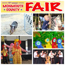 Monmouth County Fair Opens on July 21 for Five Days of Fun, Abundance of Attractions