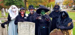Haunted Walking Tour of Basking Ridge Village Funds Scholarships