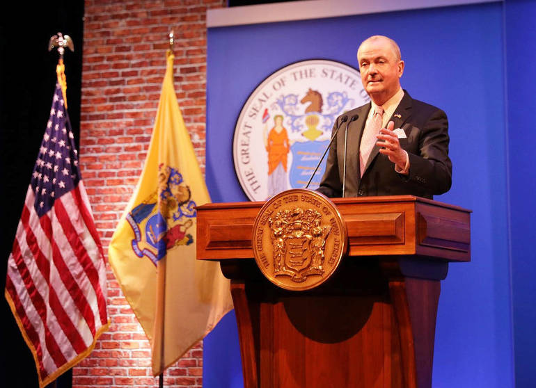Gov. Murphy presents his Fiscal Year 2022 Budget.