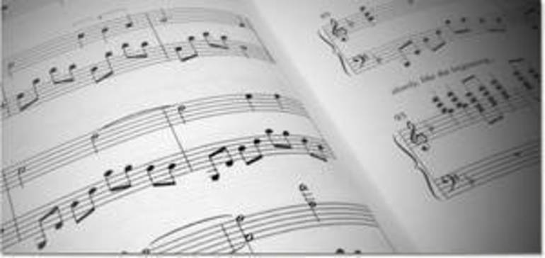 Wharton Institute for the Performing Arts Book and Sheet Music Giveaway August 27-31