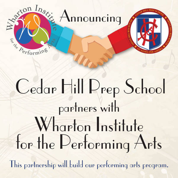 Cedar Hill Prep School Partners with Wharton Institute for the Performing Arts