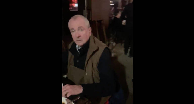 Gov. Murphy Verbally Attacked by Trump Supporters While Dining with Family