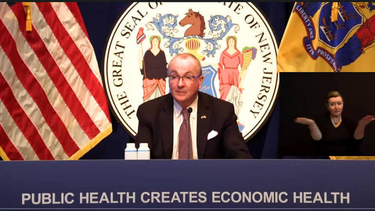 Murphy Updates COVID-19 Numbers, Updates Health Restrictions in Latest Press Conference