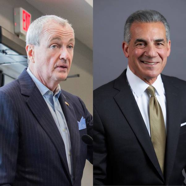Here's Where You Can Watch Phil Murphy, Jack Ciattarelli In NJ Governor's Debate at NJPAC
