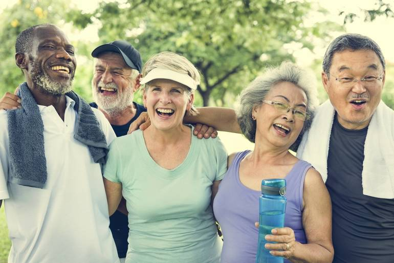 8 Week Senior Citizen Program For Residents in Madison and Chatham
