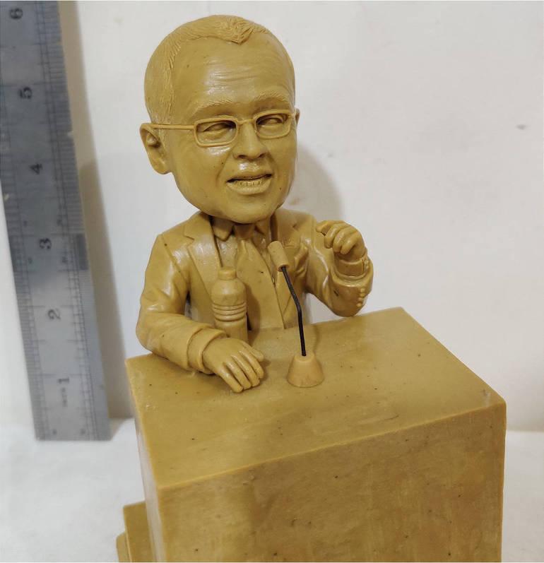 Gov. Phil Murphy Bobblehead prototype