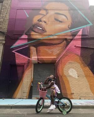 Interactive Virtual Mural Map Showcasing Newark's Public Art Scene to Launch This Weekend