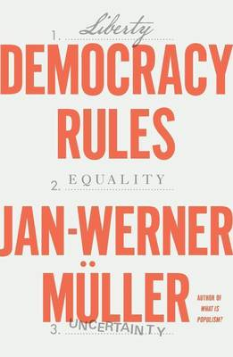 Jan-Werner Muller Princeton University