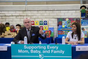 Gov. Murphy  to Sign Landmark Universal Maternal and Infant Care Legislation