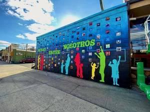 New Esperanza Murals Recall Diverse History, Recognize Unprecedented Present