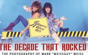 """The Decade That Rocked, A Photo Exhibit With Iconic Rock & Roll Photographer, Mark """"WEISSGUY"""" Weiss At Middletown Arts Center"""
