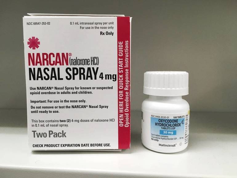 Five Area Pharmacies to Offer Narcan Under State Program