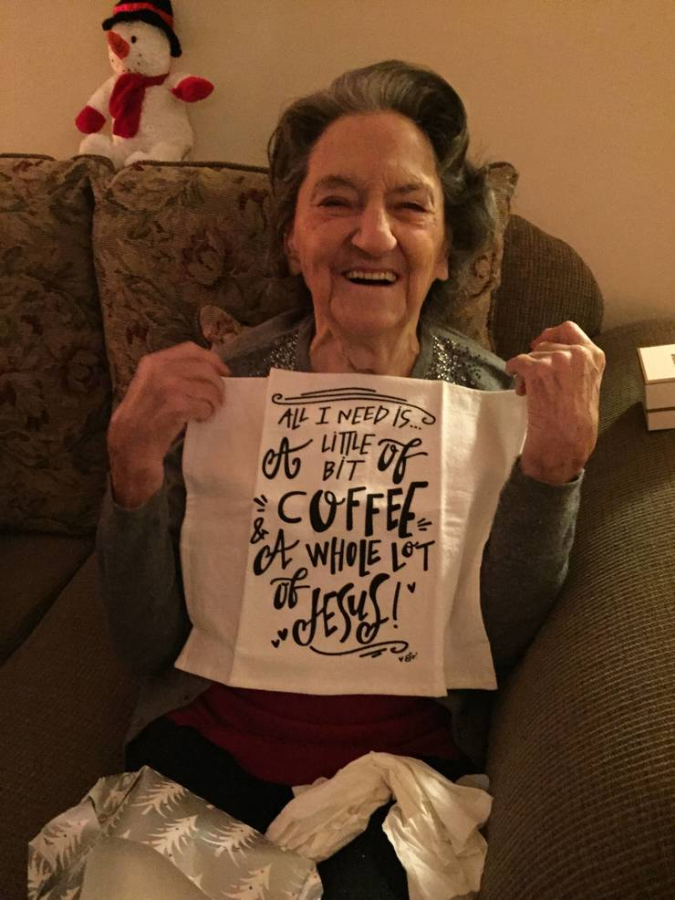 NJ Resident Turning 101 Credits Longevity to Red Wine and Black Coffee