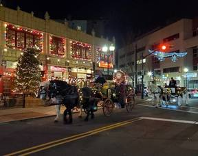 New Brunswick City Center Recognized for Efforts to Keep Downtown Vibrant During Pandemic