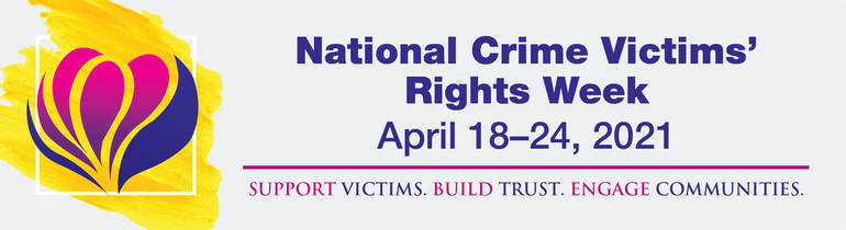 Women Aware Receives Community Awareness Project Funding for 2021 National Crime Victims' Rights Week
