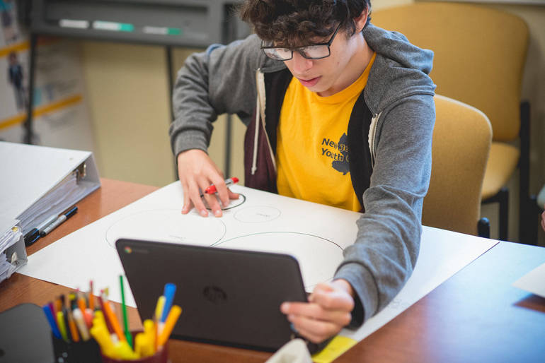 New Jersey Youth Corps offers small group instruction, individual tutoring.jpg