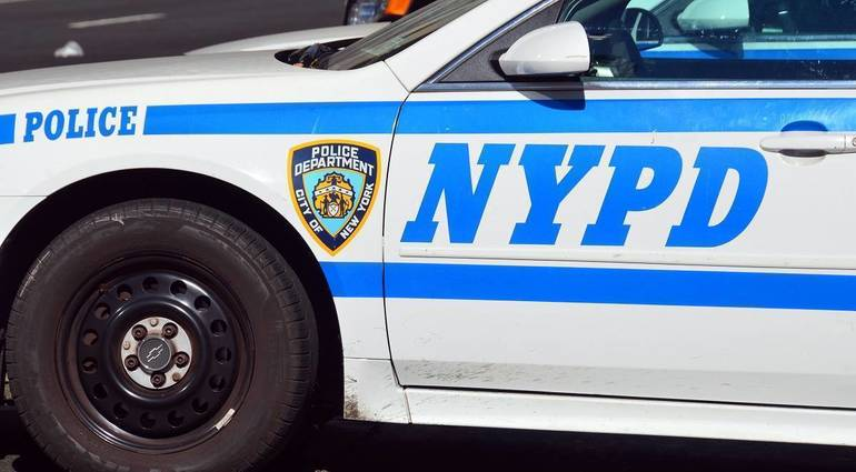 New York City Police Car