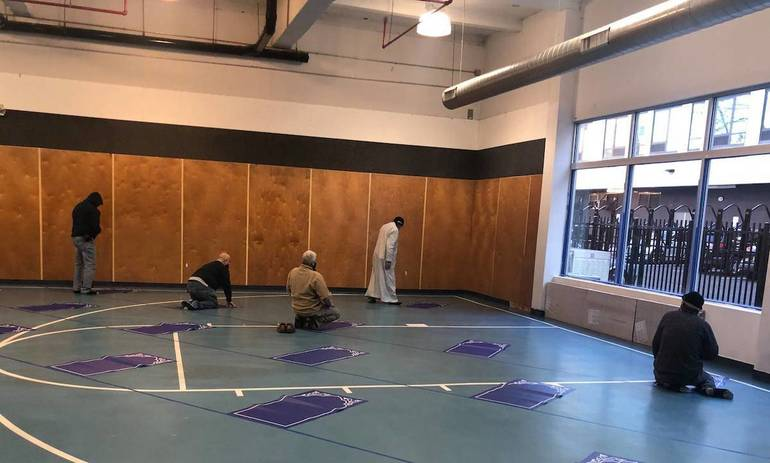 Islamic Society Relocates, But Sale of Former Building Brings Lawsuits