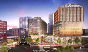 Rutgers to Move Medical School to The Hub; Groundbreaking Ceremony Set For Thursday