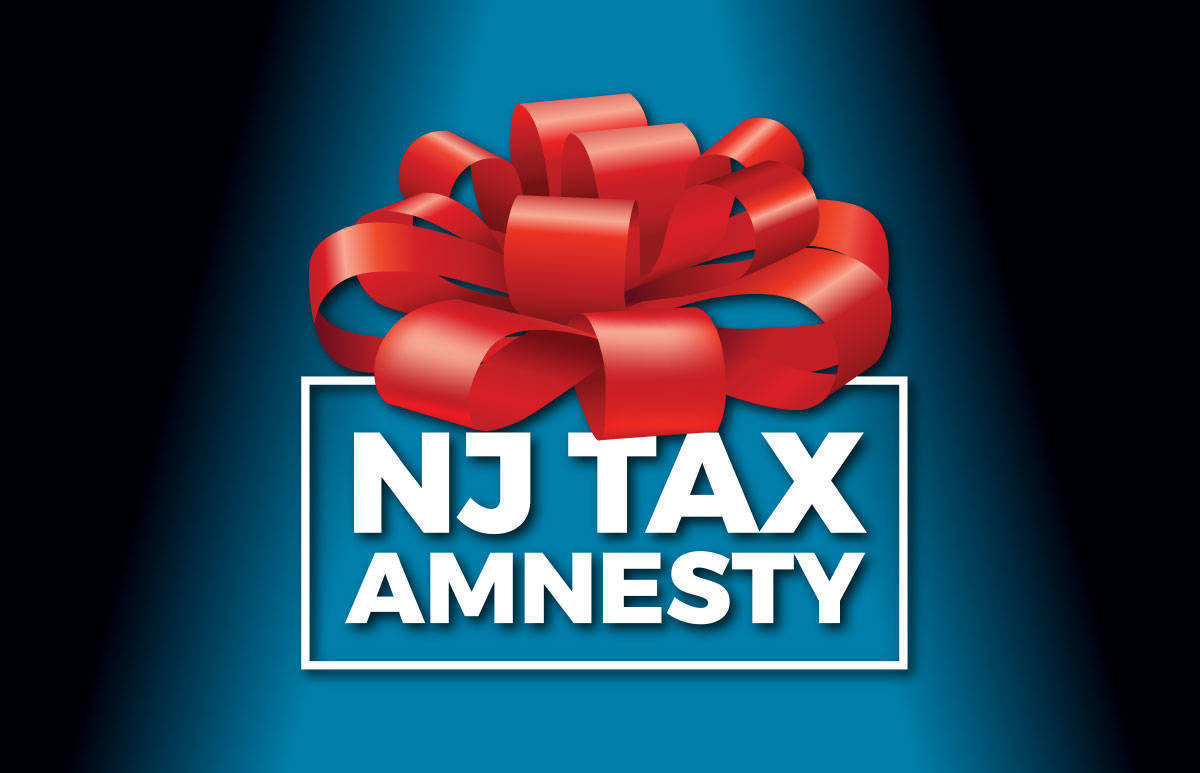 New Jersey Tax Amnesty