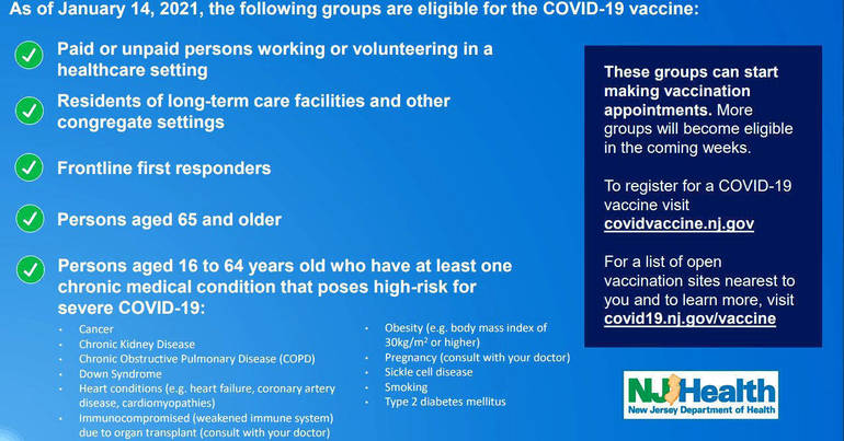Smokers Deemed Eligible For COVID-19 Vaccine In Stage 1B Rollout