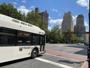 NJ Transit Opens Up Request for Proposals to Study Zero-Emission Bus System