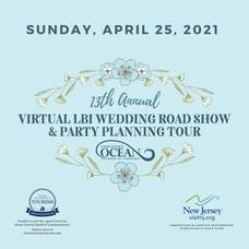 April Showers Bring Prizes Galore for LBI Wedding Road Show & Party Planning Tour