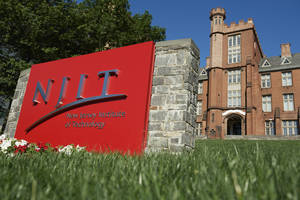 NJIT Ranks In Top 25% of U.S. Colleges and Universities, Wall Street Journal Says