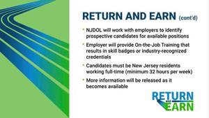 NJ Offers $500 Incentive for Unemployed to Return to Workforce