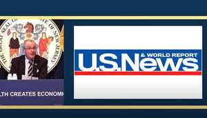 U.S. News & World Report has ranked New Jersey's public school system as the best in the nation.