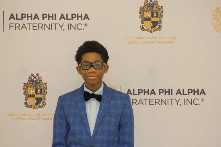 Alpha Alpha Lambda, Alpha Phi Alpha, Speech, Martin Luther King
