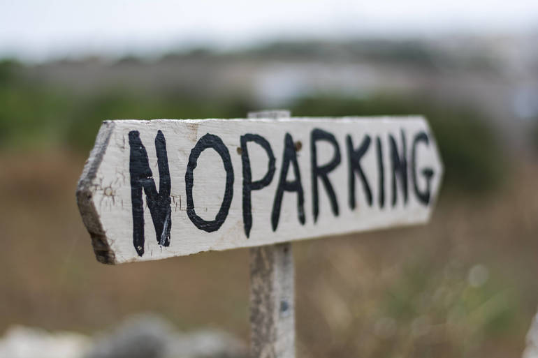 NoParkinghere