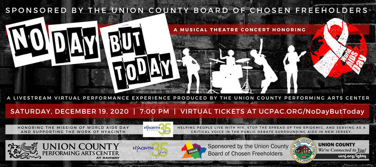 'No Day But Today': Musical Theatre Concert on Dec. 19 Honors World AIDS Day Mission