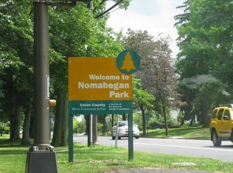 Union County Commissioners to Cut Ribbon on New Playground Facilities at Nomahegan in Cranford on Sunday,  April 18th at 11 a.m.
