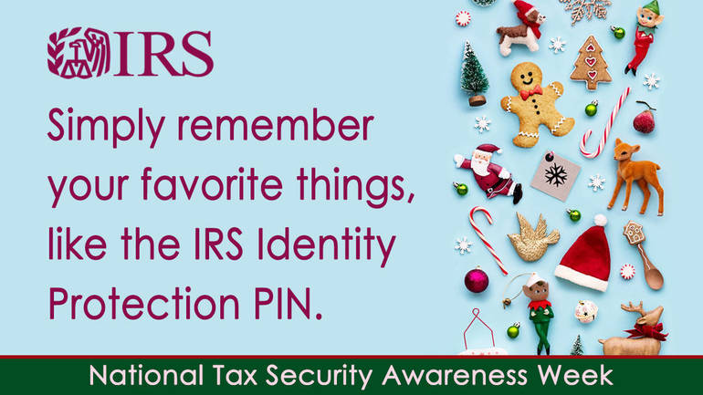 National Tax Security Awareness Week, Day 4: Security Summit urges businesses to tighten security, offers new protections against identity theft