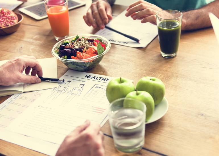 Mercer County Going Nuts for Nutrition with Wellness Webinar Series
