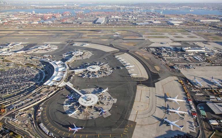 Newark Liberty Airport, Port Authority of NY/NJ, Infrastructure
