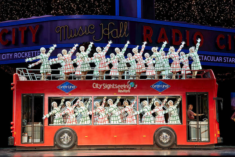 Radio City Rockettes Coming To Millburn on Thursday, Sept. 13
