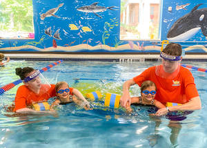 Safer Summer Swimmers Start NOW -- Reasons to get Kids into Swim Lessons during the Fall Months