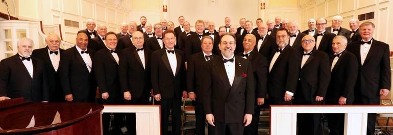 Orpheus Club Men's Chorus