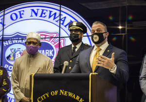 Newark Police Uniform Policy Will Now Allow Hijabs for Muslim Officers