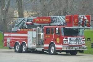 olean fire department