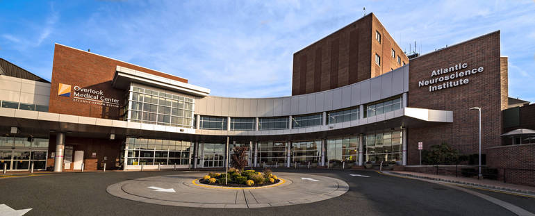 Overlook Medical Center marks 2,000th COVID inpatient discharged