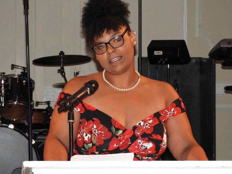 Onestie Jackson, recipitent of the YMCA Achiever Graduate Award.jpg