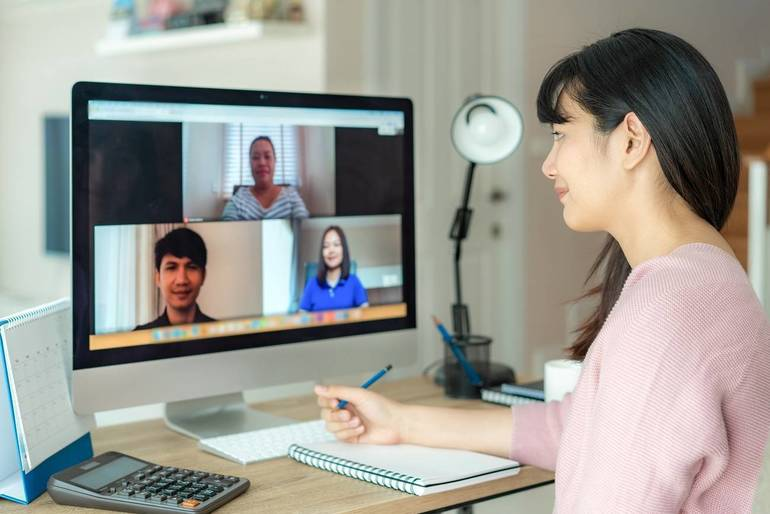 Tips for Improving your Zoom Presentations