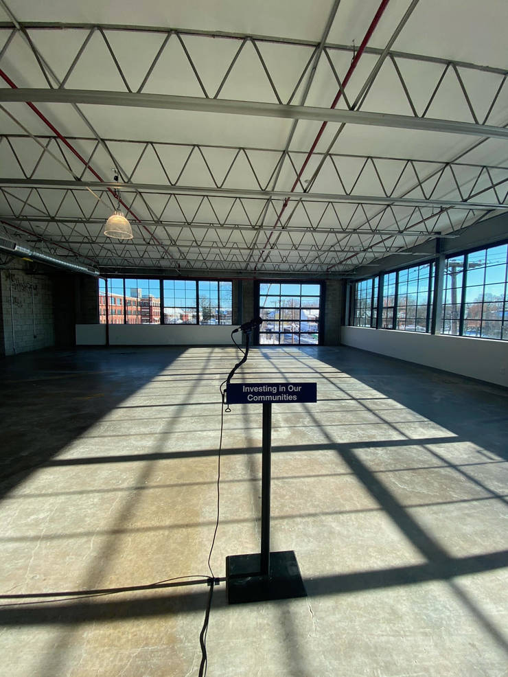 Eyesore No More: Redevelopment of Brownfields to Revitalize Communities with Modern Business Space