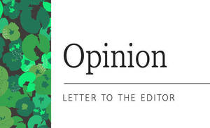 Opinion Letter To Editor