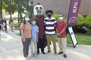 Rutgers Prep School Open House Welcomed Students Back to Campus