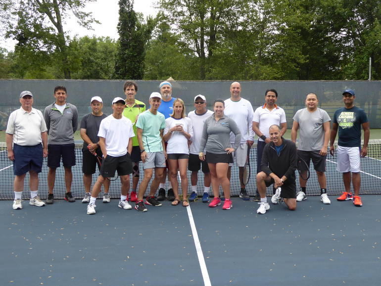 BH Doubles Tennis Tourney